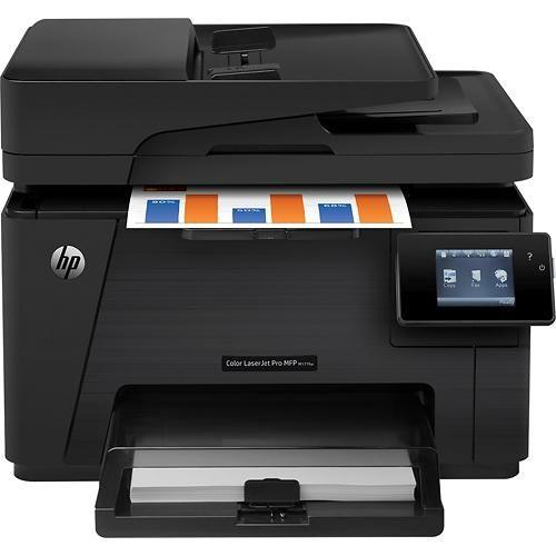 Best Buy Hp Laserjet Pro Mfp M177fw Wireless Color All In One Laser Printer Black Cz165a Bgj Laser Printer Multifunction Printer Hp Printer