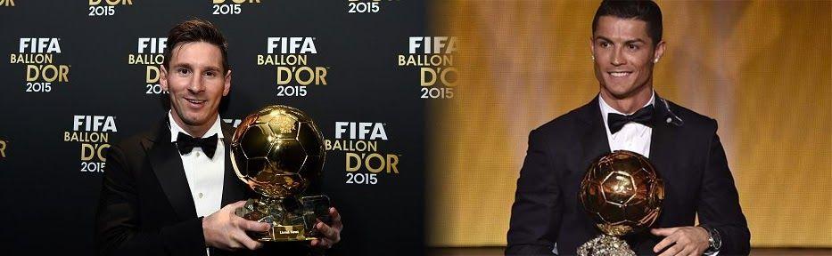 Ronaldo Messi Balon De Oro Piala Dunia
