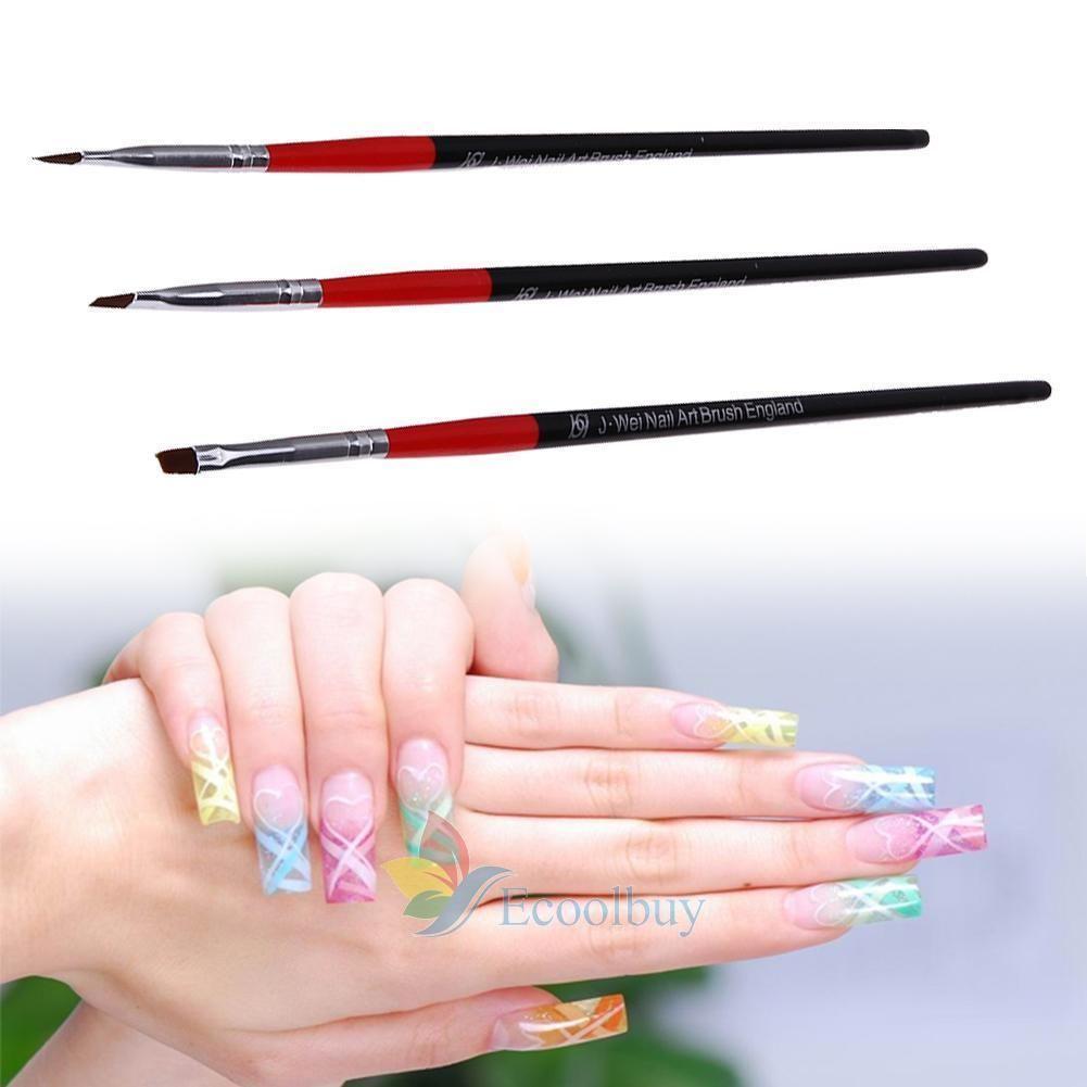 Nail Art Pens & Brushes #ebay #Health & Beauty   Nail art pen, Uv ...