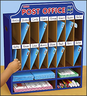 5 things used in post office