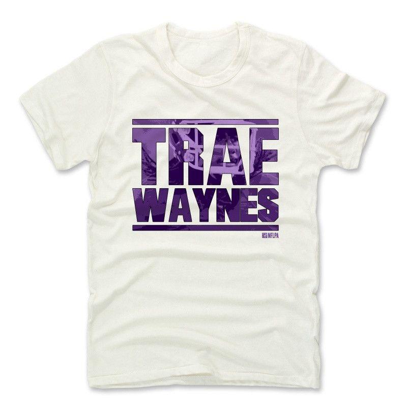 Trae Waynes Name P