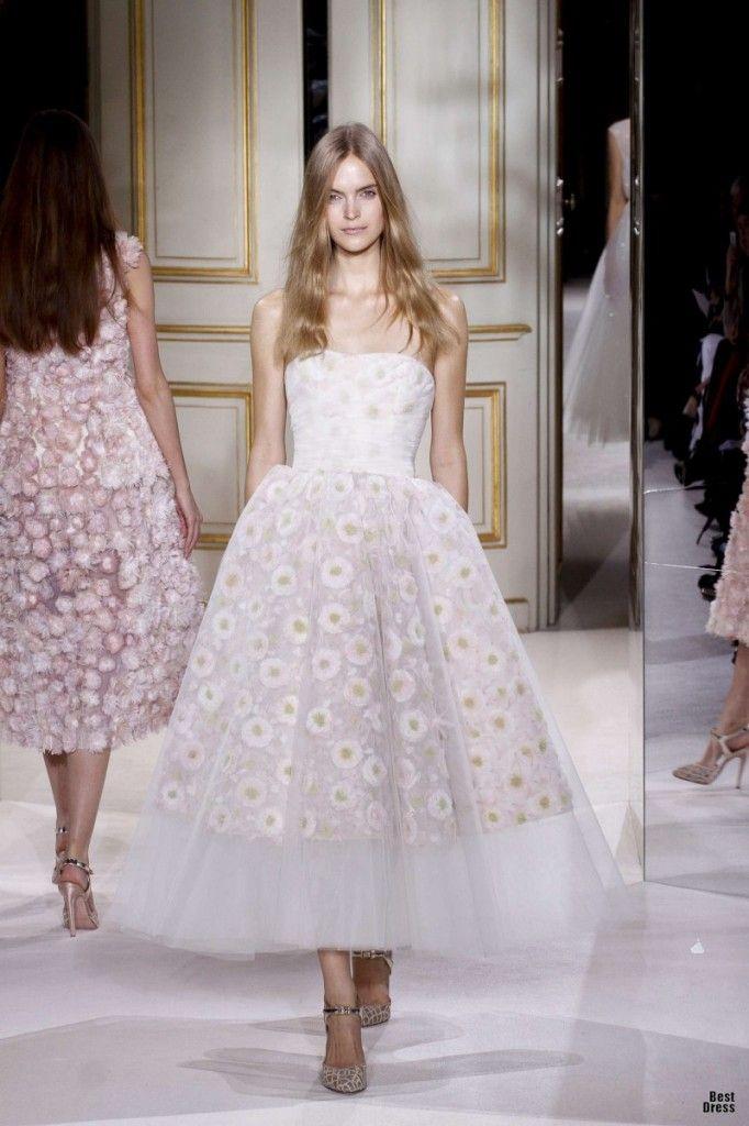 Die schönsten Kleider der Haute Couture Schauen 2013 | Giambattista ...