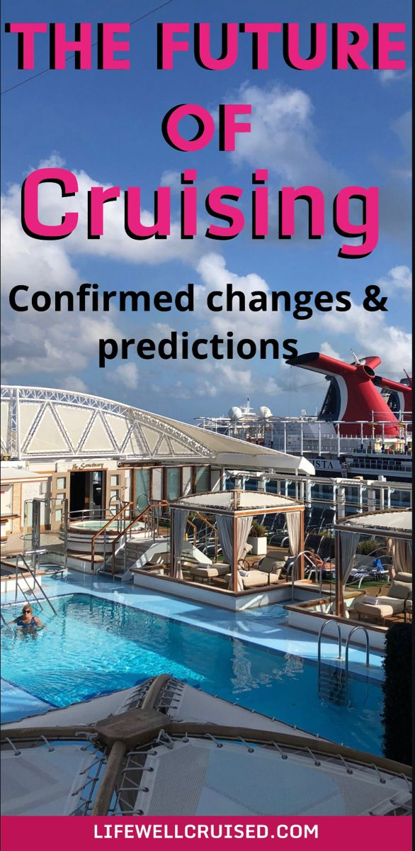 How Will Cruising Change, Recover and Restore Cruisers
