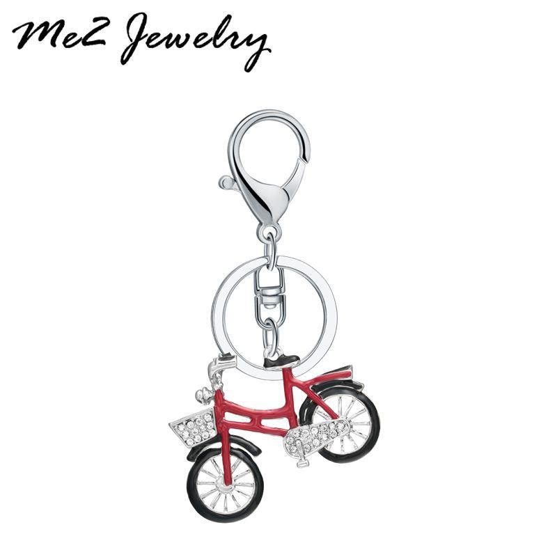 Pretty Crystal Keychains Beautiful Bag Pendant Key Ring Key Chains Christmas  Gift Jewelry Free Shipping Tag