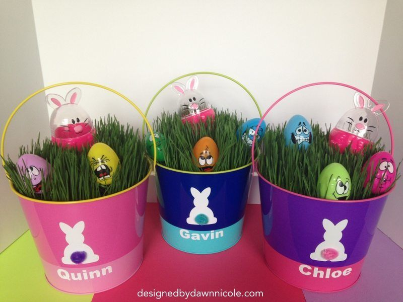 20 non chocolate diy easter gifts easter grasses and buckets 20 non chocolate diy easter gifts negle Gallery