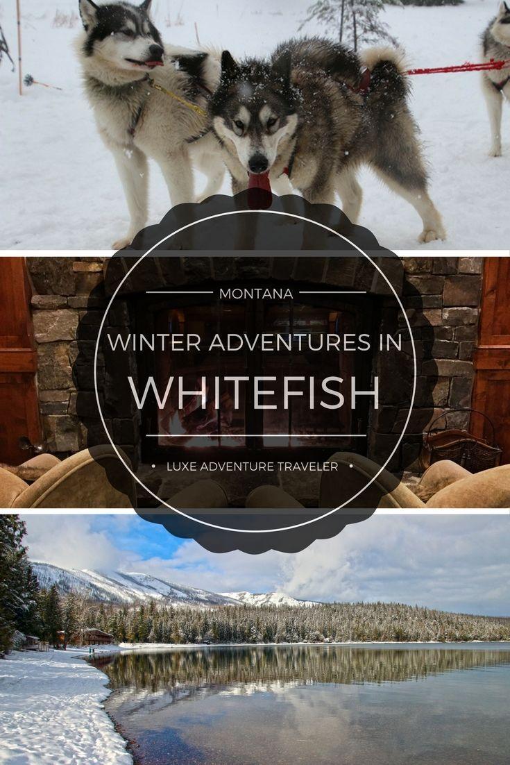 Photo of Winter Adventures in Whitefish, Montana – Luxe Adventure Traveler