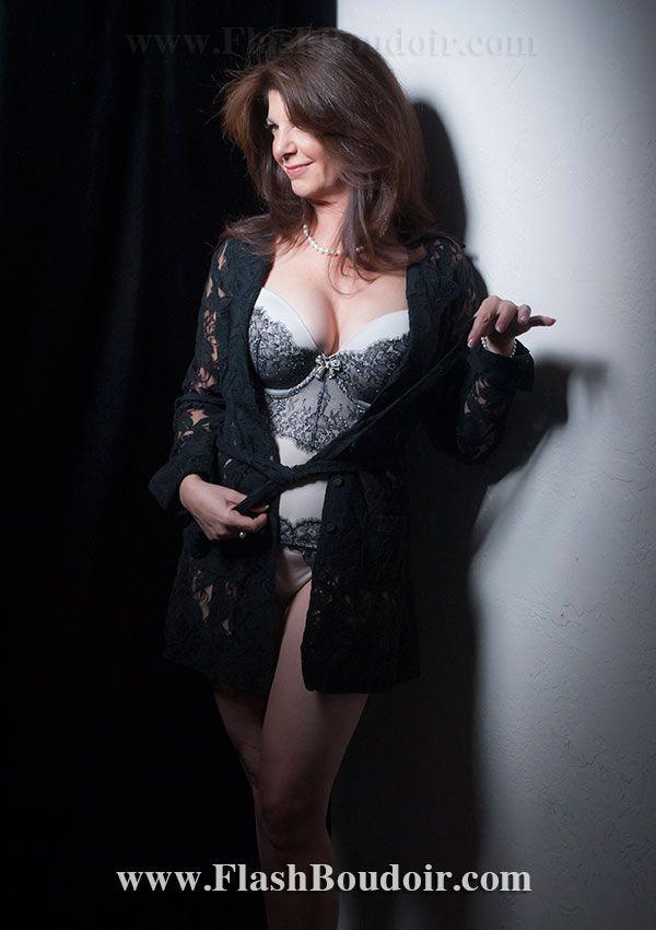 boudoir older women   Boudoir Photography for Mature Women. Flash Boudoir  in Scottsdale .