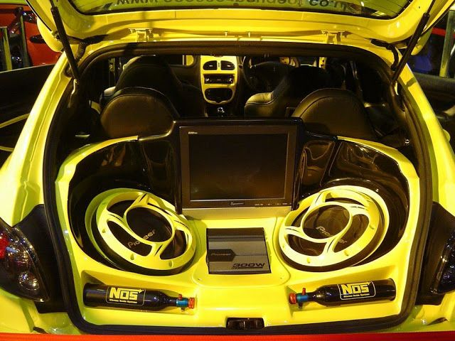 Pioneer Audio Nos Tanks On Display Car Audio Pinterest