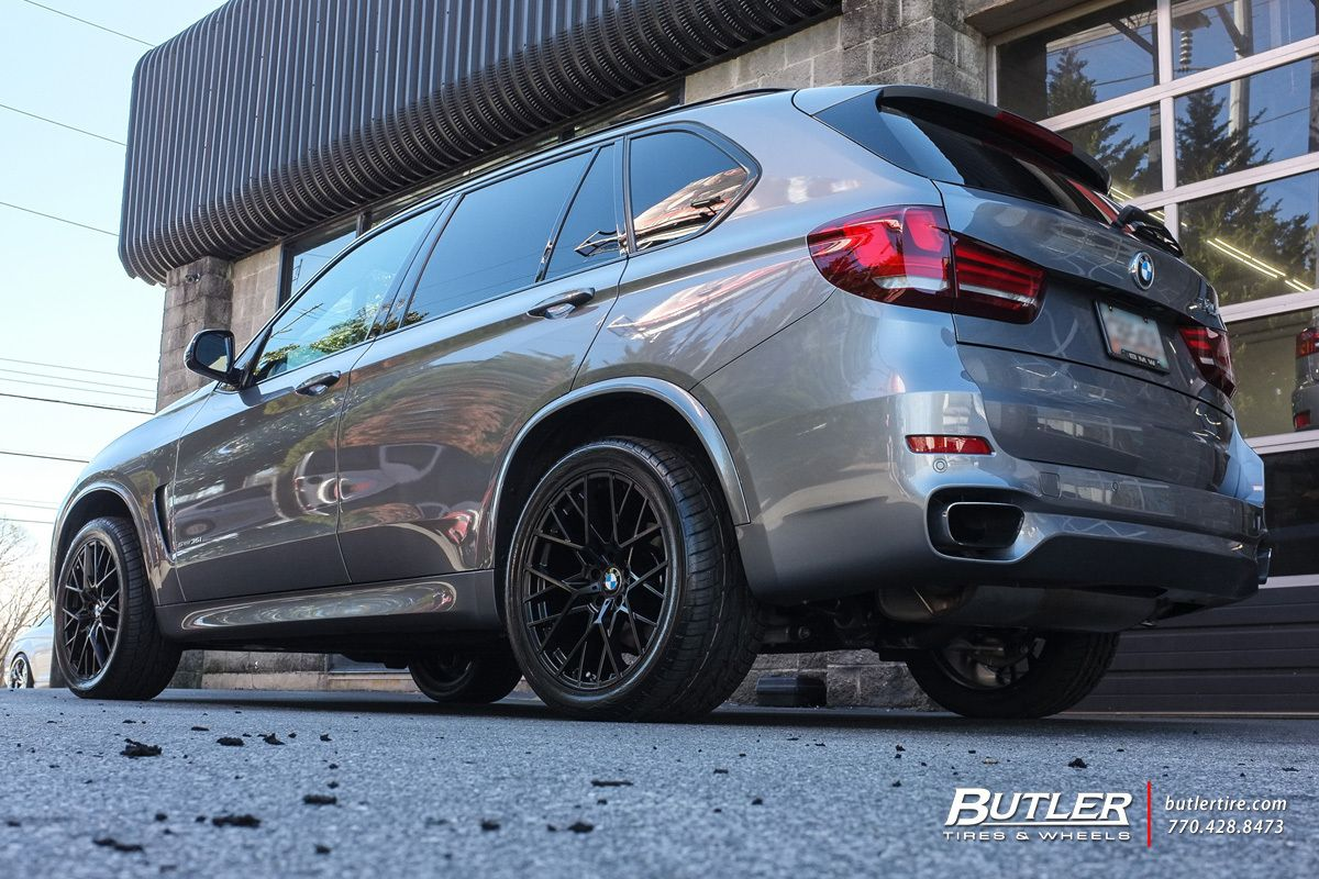 BMW X5 With 20in TSW Sebring Wheels By Butlertire
