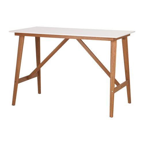 Fanbyn Bar Table White 55 1 8x30 3 4x37 3 8 Bar Table Ikea