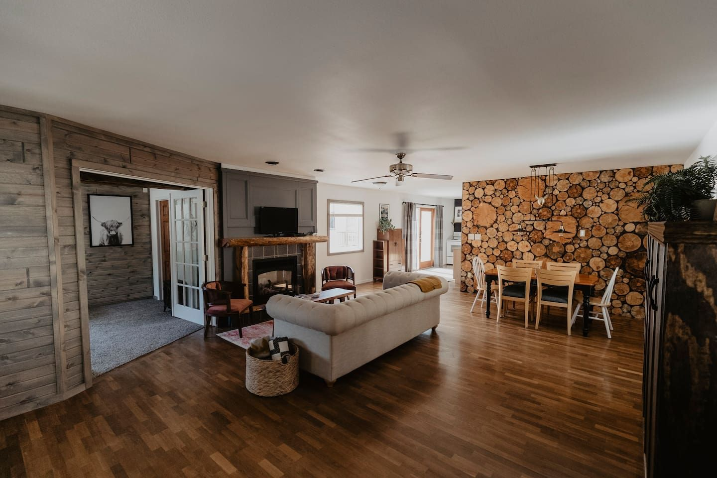 The Woodsley Apartments For Rent In Keystone South Dakota United States Apartments For Rent Large Living Room Indoor Fireplace