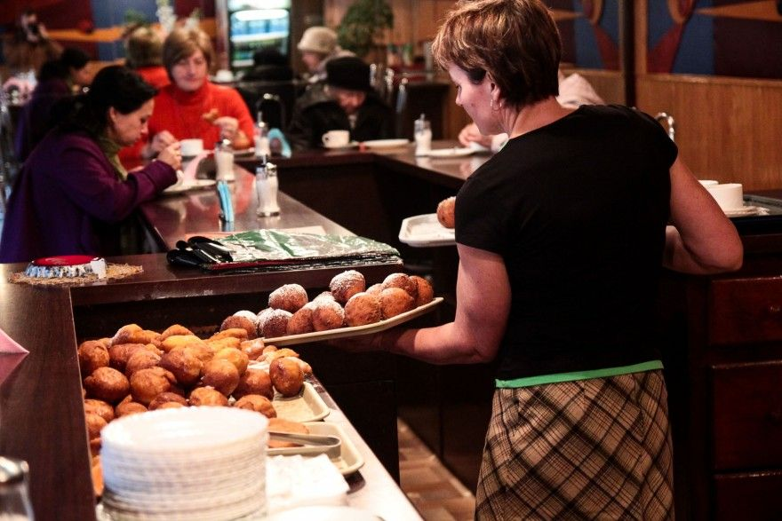 For More Than 30 Years This Doughnut Place Invites You For The Baked Goods Which Were Tasted By Few Generations Of Kaunas People Al Kaunas Baked Goods Tasting