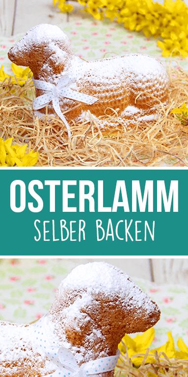 Nuss-Osterlamm - dieHexenküche.de | Thermomix Rezepte