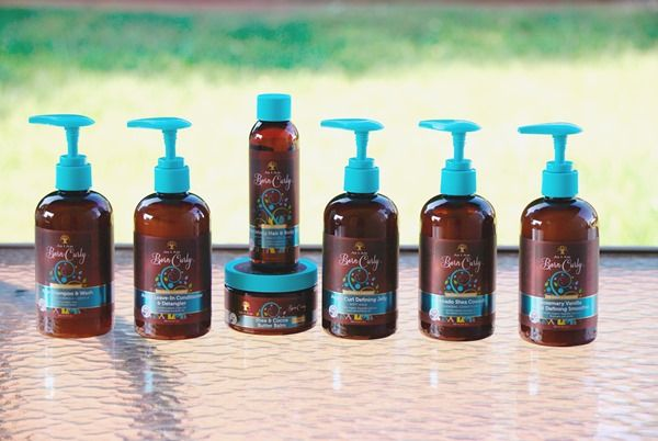 As I Am: Born Curly hair and body care line for babies and kids... All natural oil blends and kind to sensitive skin.