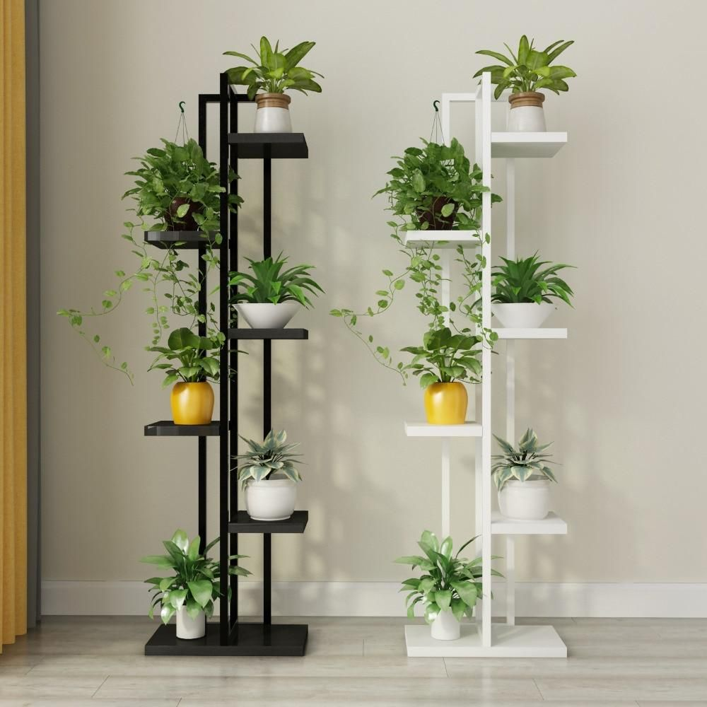 Shibuya Stacked Plant Stand Aly Ava House Plants Decor Plant Decor Vertical Garden Design