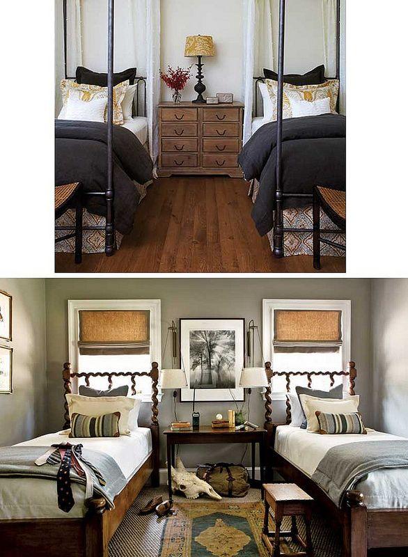 How To Arrange Pillows On Twin Beds Home Decor Bedroom Single Bedroom Bedroom Design