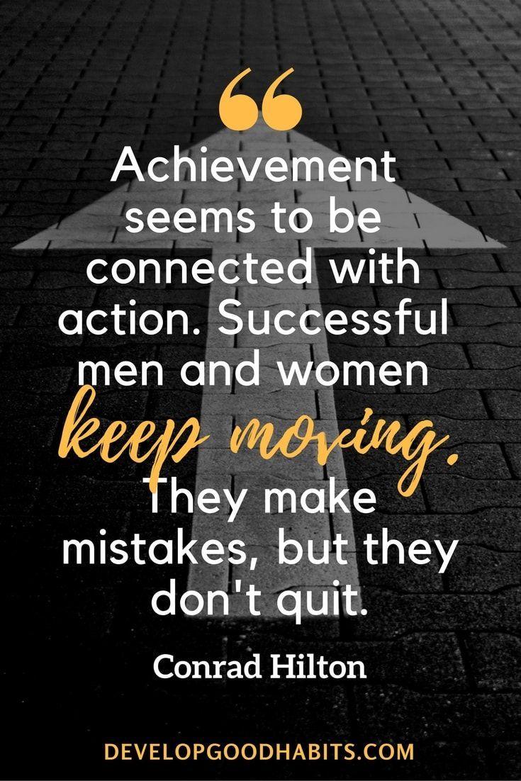 51 Achievement Quotes to Find Success Today! Achievement