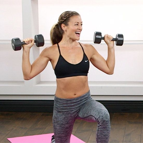 The Best Moves For Tank-Top Arms: Fitness is an important part of a healthy  life.