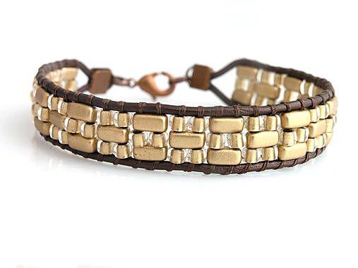 kacenkag / Brick zlatý matný