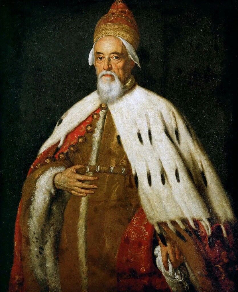 Ritratto del Doge Francesco Erizzo. 1600-1644. KHM Wien