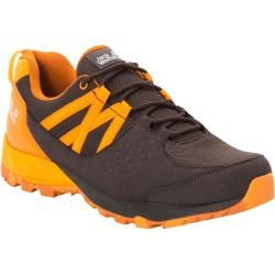 Photo of Jack Wolfskin Waterproof Men Hiking Shoes Cascade Hike Texapore Low Men 42 Brown Jack WolfskinJ