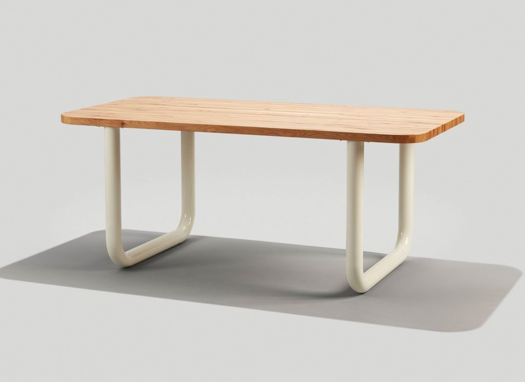 Frankie Communal Table Communal Table White Oak Table Dining Table