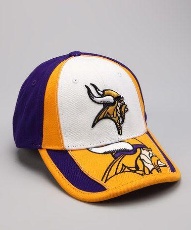 646f2b61 Take a look at this Purple & Gold Minnesota Vikings Baseball Cap ...