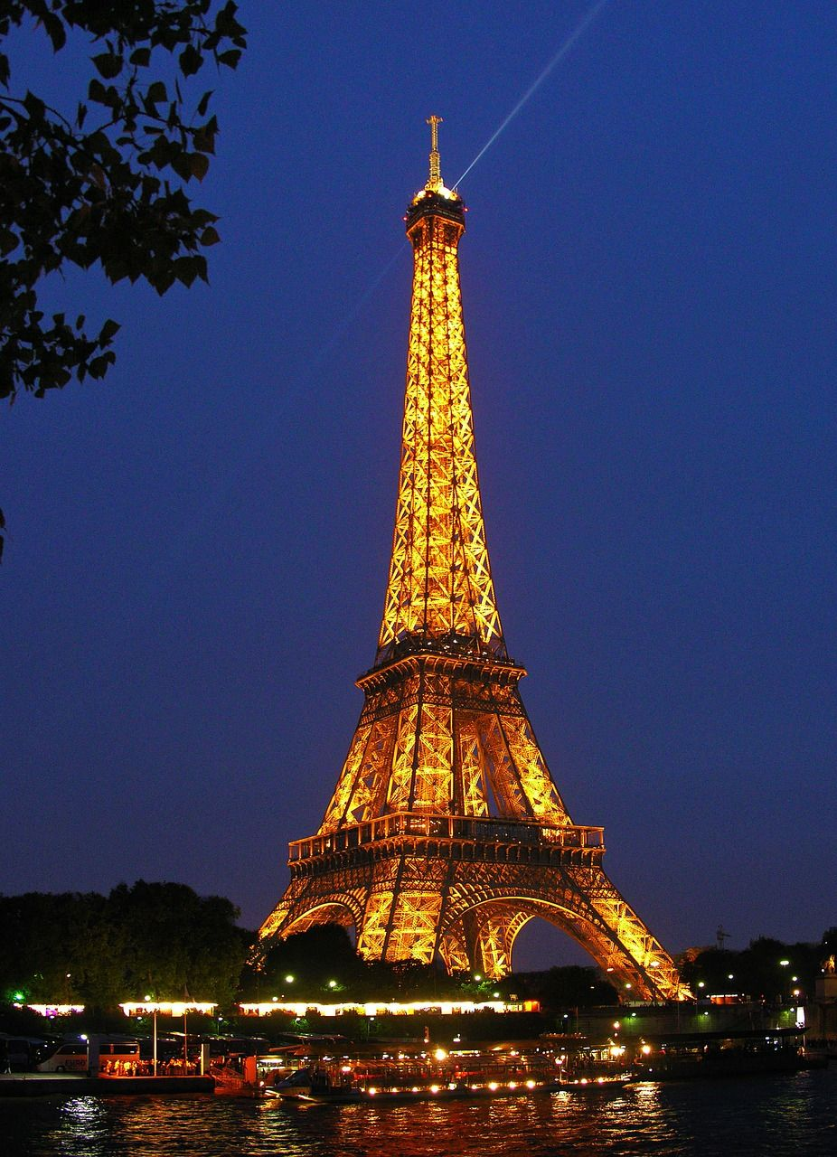 top 5 tourist attractions in paris trave destinations pinterest