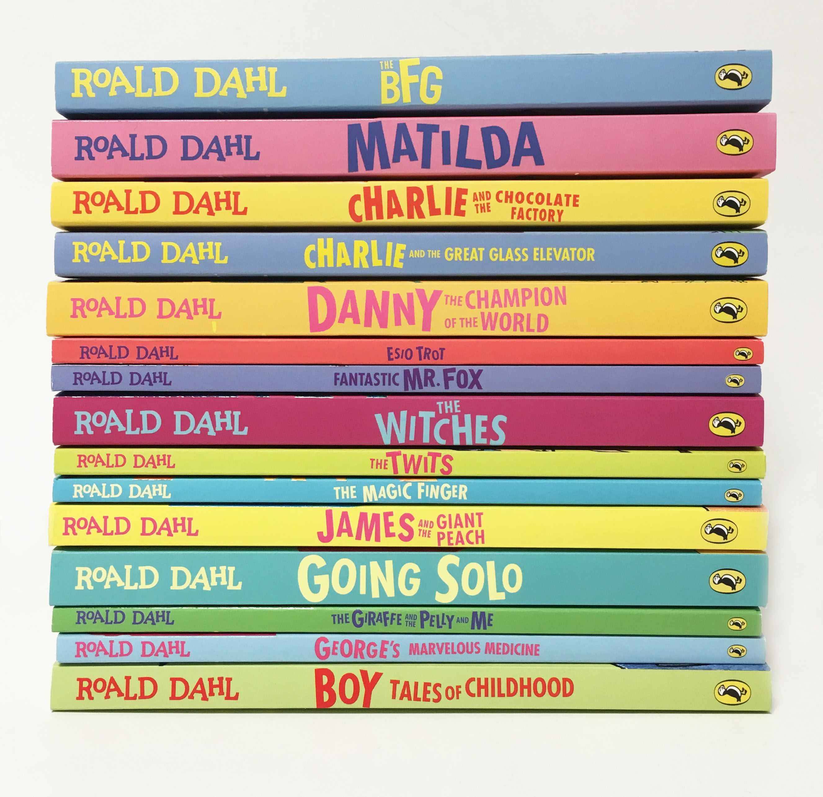 Phizz whizzing books from roald dahl the worlds number one phizz whizzing books from roald dahl the worlds number one storyteller how many have you read in the stack fandeluxe Images