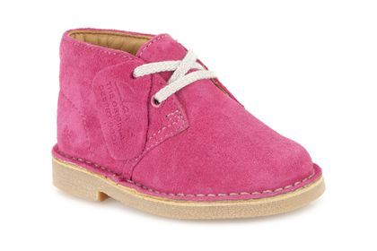 clarks pink baby shoes