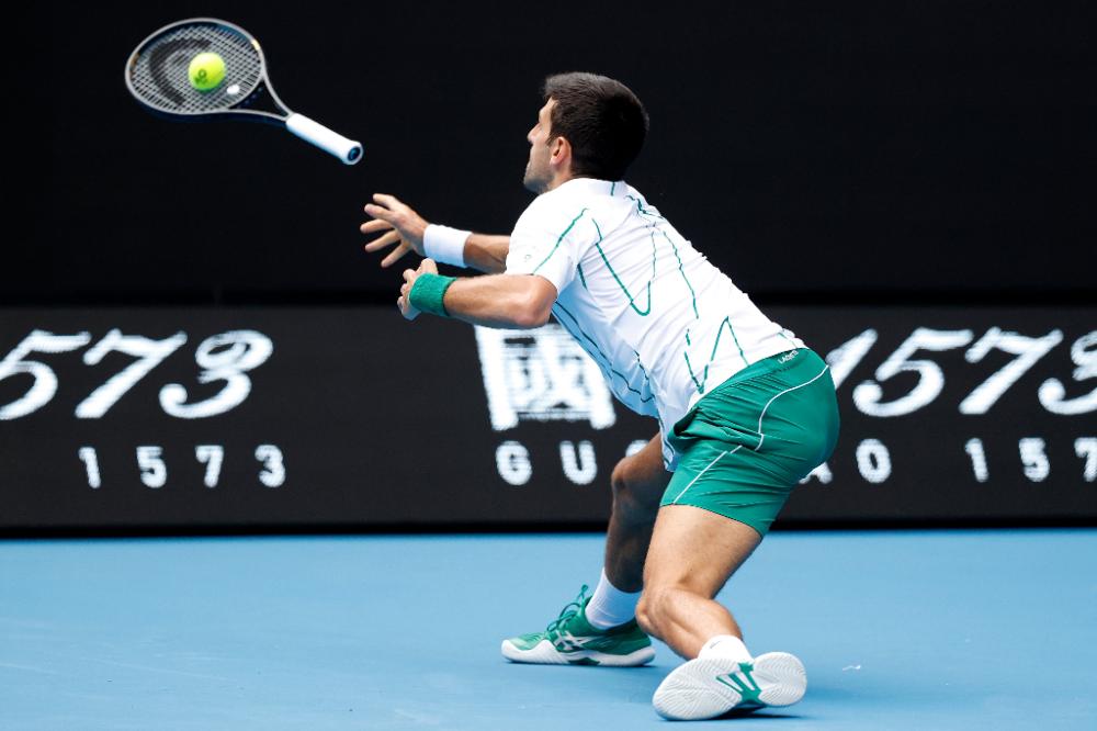 Ausopen On Twitter In 2020 Tennis Players Aus Open Novak Djokovic