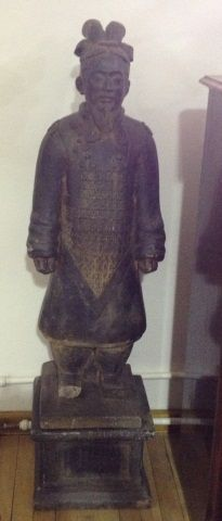 Chinese warrior statue Archer 100 cm - Xian Soldiers