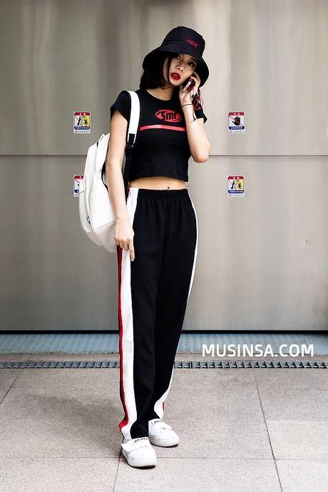 Korean Street Fashion Official Korean Fashion Senior Year 2018 Pinterest Korean Street