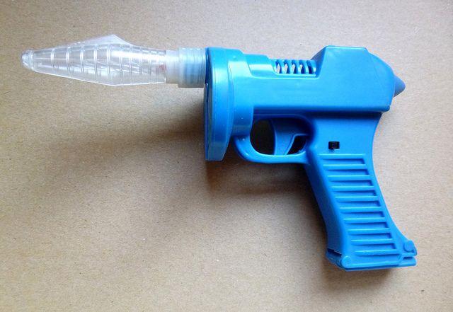 Ray  Sound  Gun by Kollage Kid, via Flickr