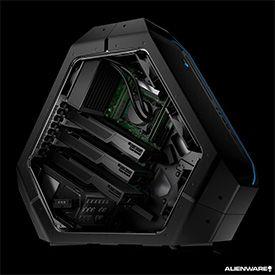 Alienware Area 51 Gaming Pc Gets Unusual Makeover Alienware
