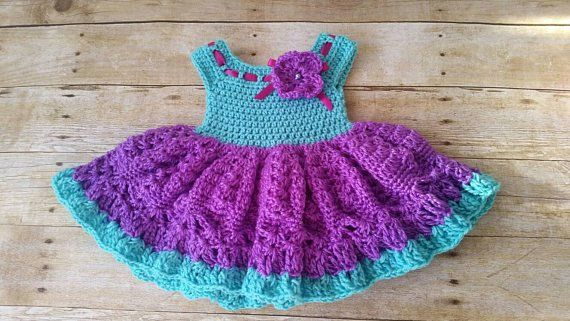 0020f8ed1 Crochet Baby Dress