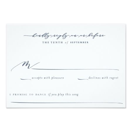 Olive Branch Boho Garden Wedding Reply Card tap personalize buy