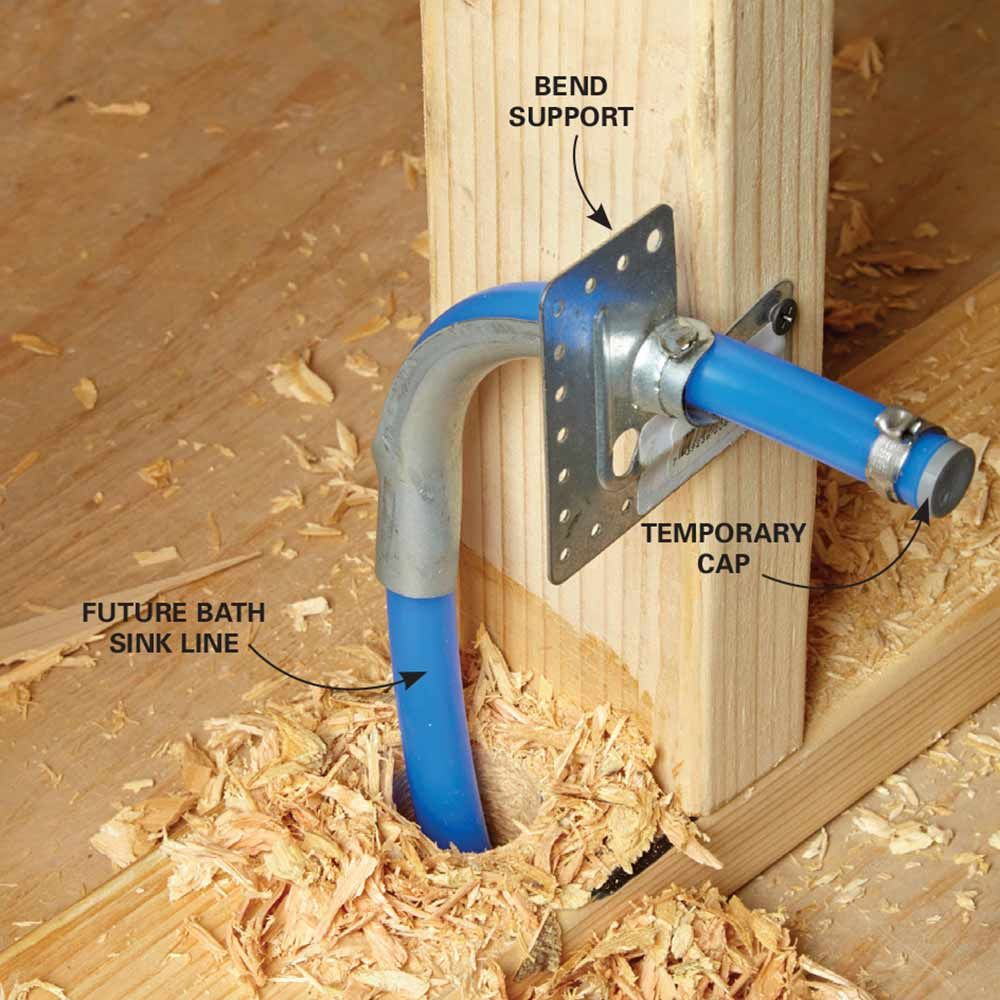 Plumbing With Pex Tubing Sinks Pex Tubing And Pex Plumbing