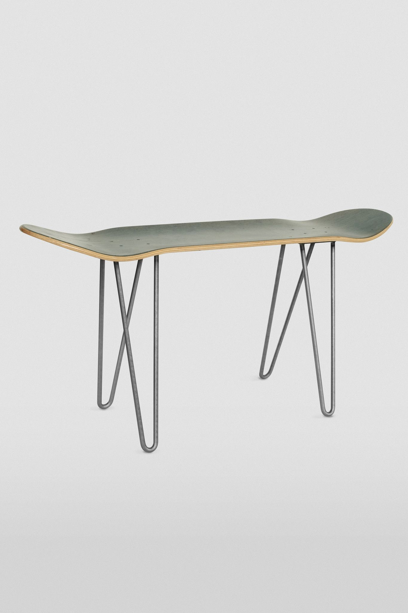 Skateboard Leg