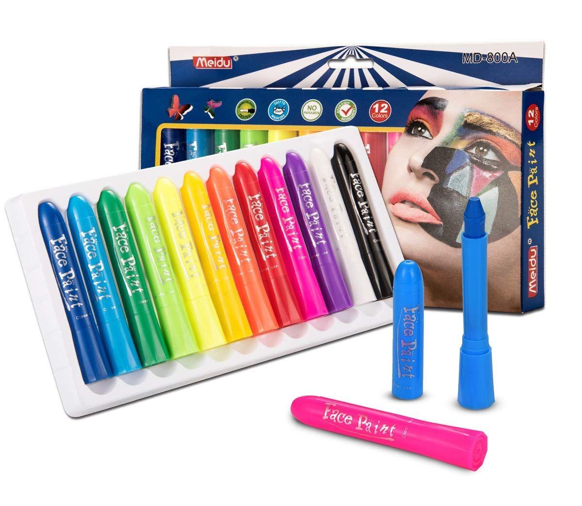 12ct Skin Tone Colored Pencils Hand Made Modern Skin Tone