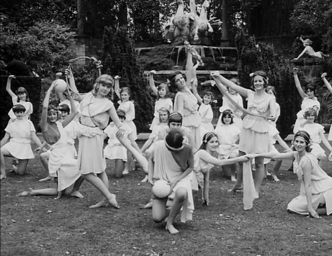 Isadora Duncan, the Biggest Dancer in the World, Ken Russell, 1966 ...