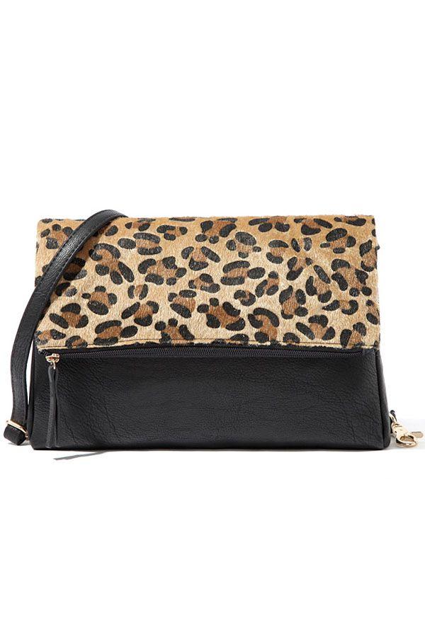 Leopard Folding Stylish Clutch #Leopard #Clutch #maykool