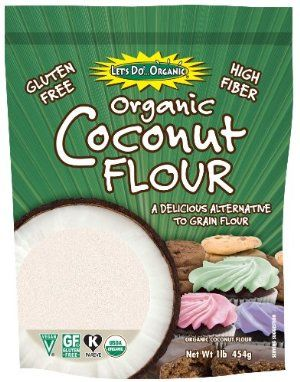 6-pack of coconut flour, great price (from Amazon)  I love