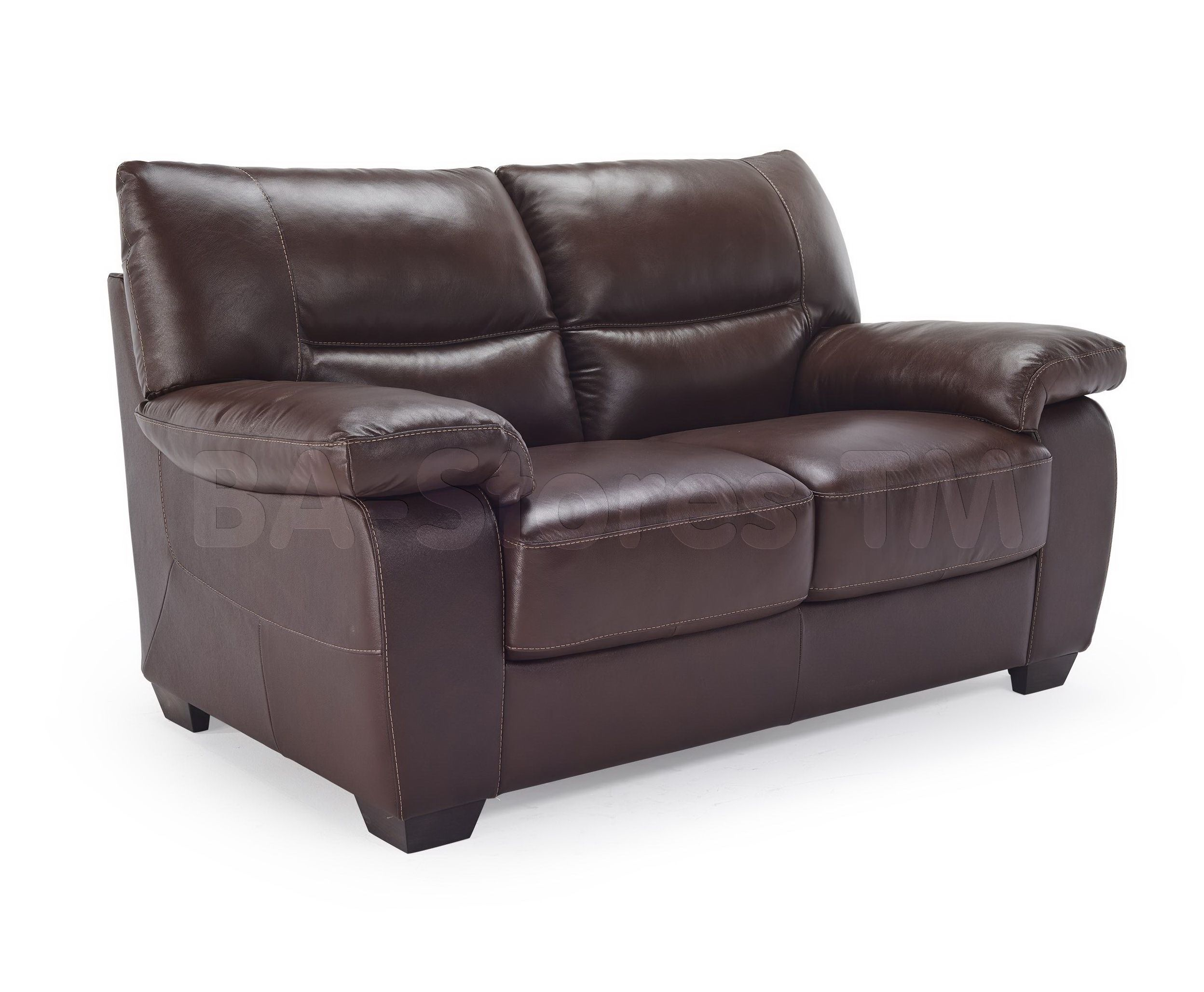 Natuzzi Editions Leather Loveseat B870 | Love seat, Leather