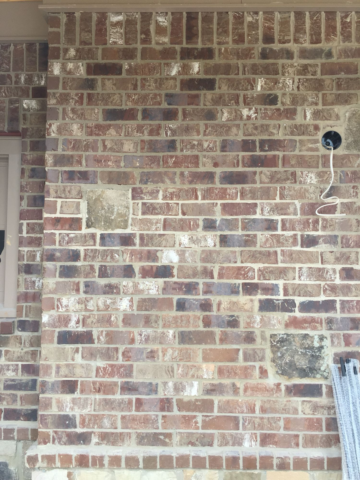 Millcreek Brick With Mortar Is Argos Light Buff Brick