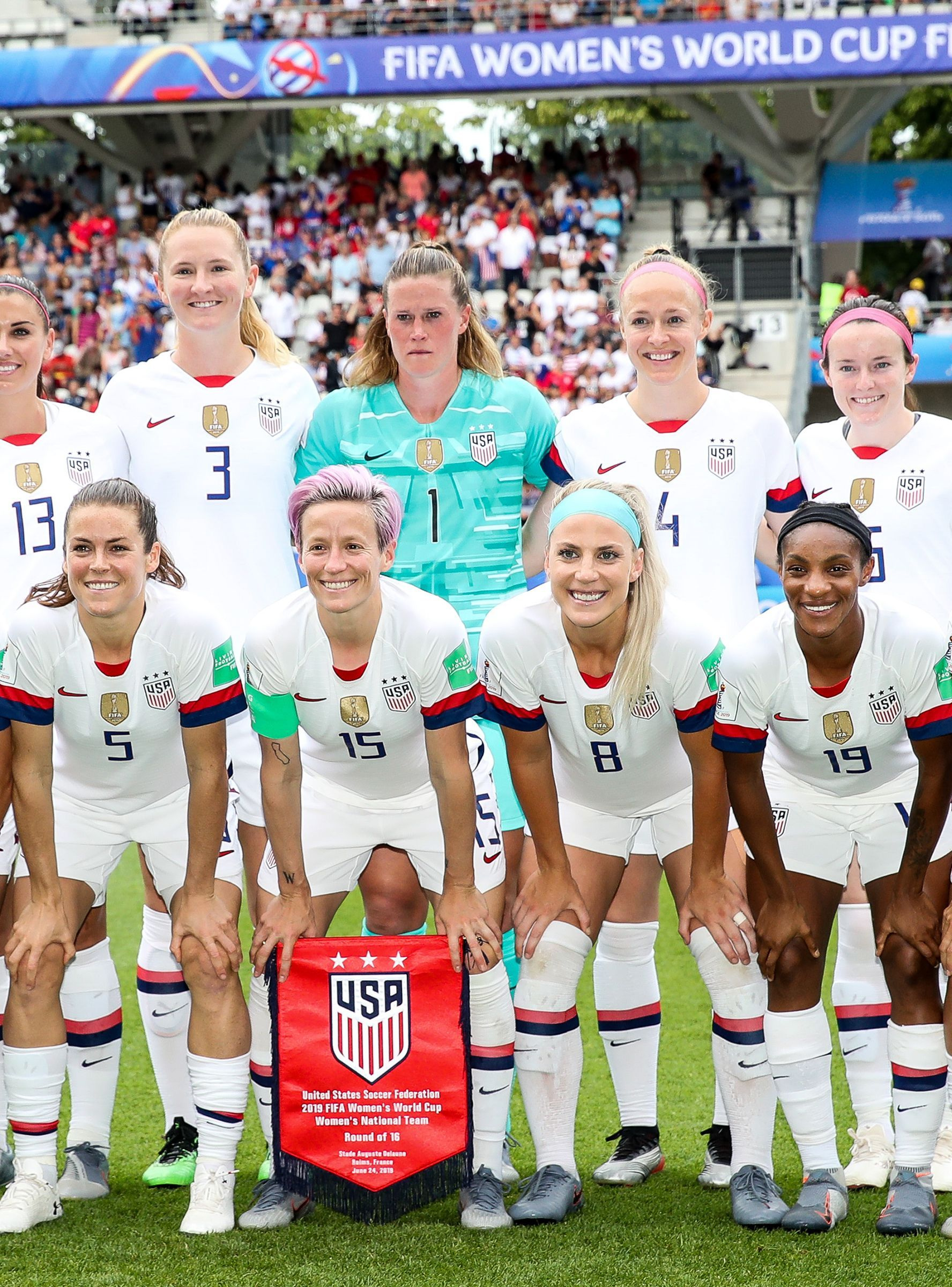 Know Your Worth Other Career Advice From The Women S National Soccer Team Women S Soccer Usa Soccer Women Soccer Team