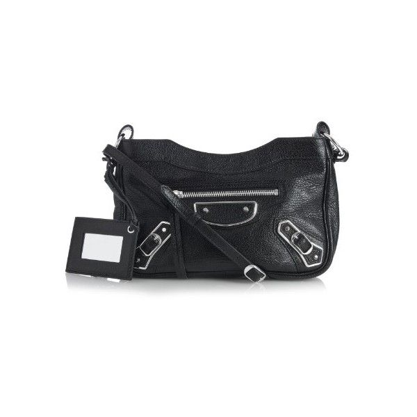 8c47658852 Balenciaga Classic Hip cross-body bag ( 785) ❤ liked on Polyvore featuring  bags