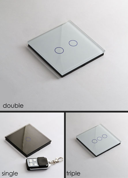 Remote Controlled Light Switches