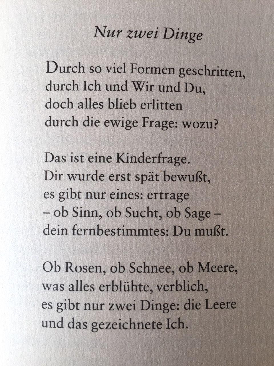 gottfried benn gedichte liebe