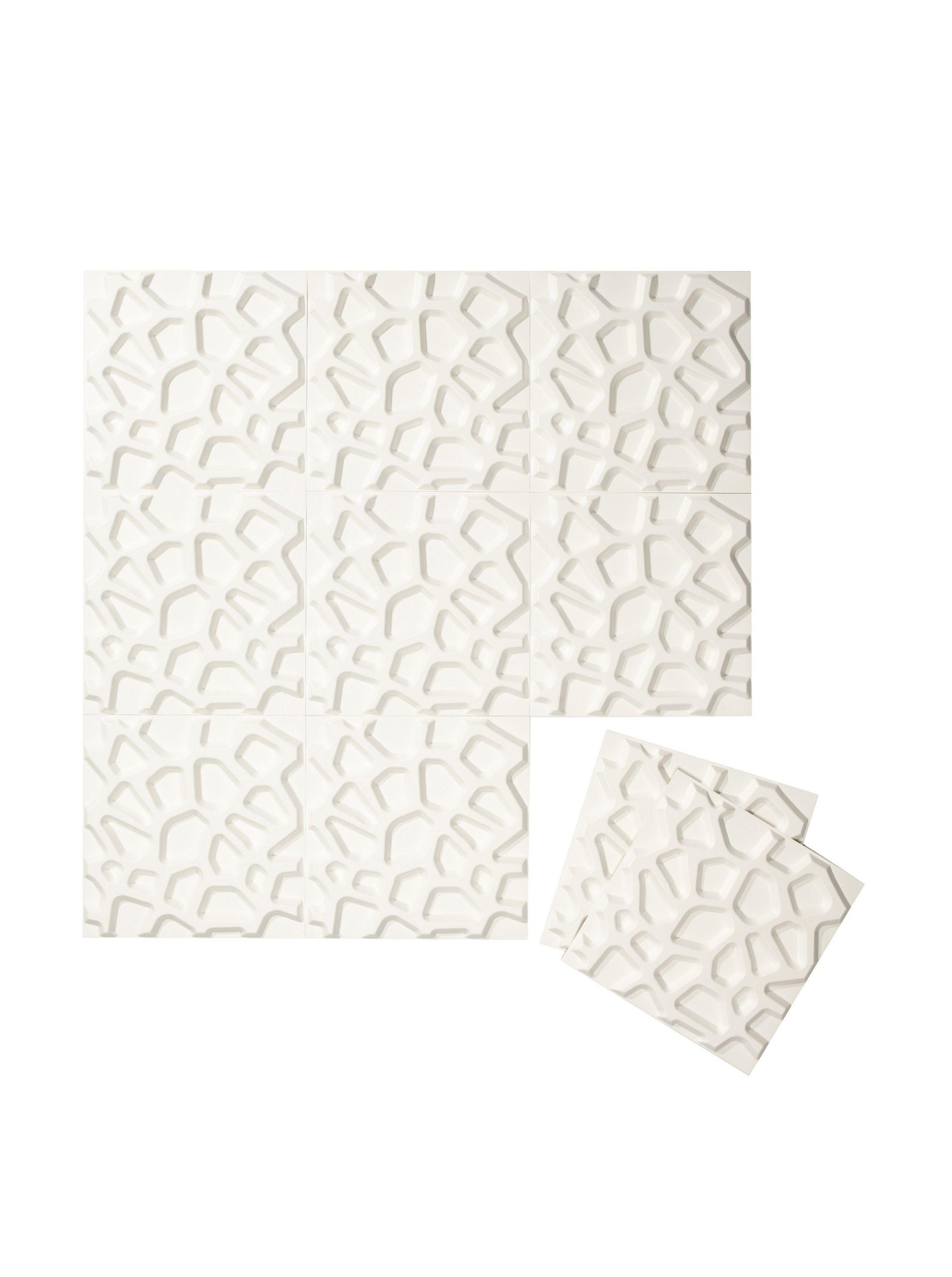 Amazon.com - Hive Wall Flats - 3D Textured Wall Panels - Wall ...